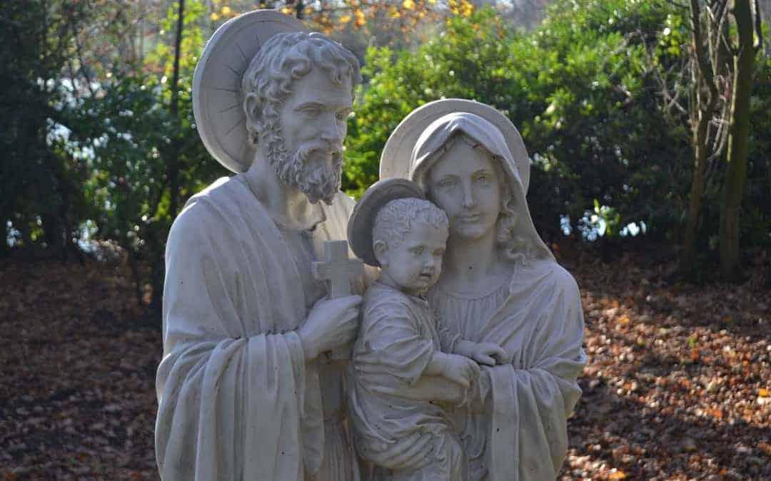 Holy Family Shrine Update