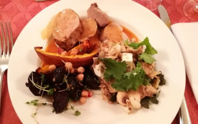 Autumn cookery school recipes