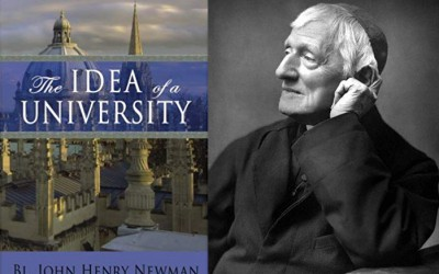 Education, in the large sense: Newman's vision of education