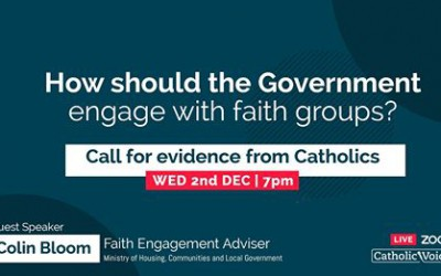 Governments Engage with Faith Groups