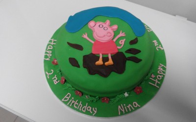 More celebration cakes